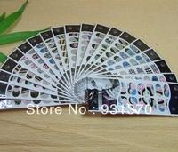 2013 flower decoration nail sticker (12pieces/set)
