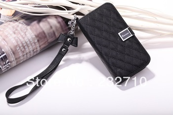 New Luxury Real Genuine Leather Case Wallet Style Mobile Phone Case
