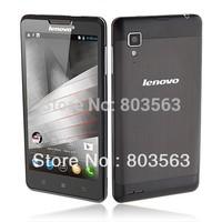 100% Original & New Lenovo P780 Smartphone MTK6589 Android 4.4 5.0 Inch Gorilla Glass Screen 3G GPS OTG