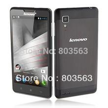 Original& lowest price Lenovo P780 Smartphone MTK6589 Android 4.2 5.0 Inch Gorilla Glass Screen 3G GPS OTG(China (Mainland))
