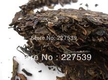 pu224 Clearance Puer puerh brick tea raw tea Pu er raw tea 1000g Chinese Yunnan big
