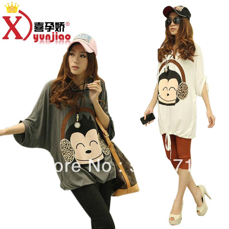 Женская футболка для беременных XYJ s 214587 футболка для беременных printio мишка me to you
