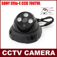 1/3'' SONY Effio-E CCD 700TVL Security Camera Array LED Night Vision The Video Camera CCTV