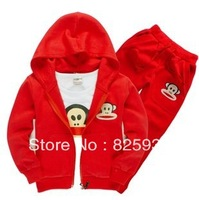 2013 Fall Selling Children's Clothing Boys Cotton Long-Sleeved Track Suit Pants + Free Shipping