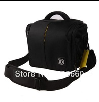 Free Shipping Professional Waterproof Camera Bag for Nikon D7000 D5000 D5100 D3100 D5000 + Waterproof Cover Factory Price