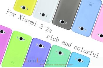 Xiaomi MI 2 M2 Mi2 m MI2s 2s m2s Mobile phone protection shell Case cover soft clear Silicon TPU Transparent Ultrathin colorful