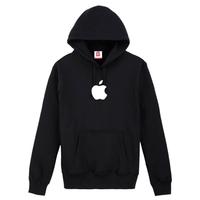 freeshipping /  hot selling Apple Inc iphone logo autumn-summer Hoodies the sports suit sweatshirts women's coats