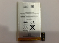 Replacement Battery 1220mAh For iphone 3gs 100pcs/lot Free DHL