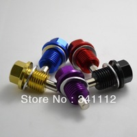 Magnetic Oil Sump Drain Plug Nut M14*1.5 Magnetic Oil Sump Nut for Ford/Honda