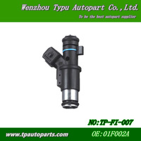 4 pieces PEUGEOT 206 306 CITROEN C2 C3 1.4 00-04 RECON FUEL INJECTORS 01F002A 1984EO 0280156357 1984E0