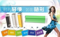 2013 Hot Saling 2600mAh Charger Portable USB Solar Power Bank Charger For Mobile Phone MP3 MP4, 10pcs/lot Free Shipping