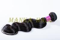 "AAAA Virgin Hair 100% Brazilian virgin hair body wave  8""-28"" 100g=3.5ounces/pc Natural color"