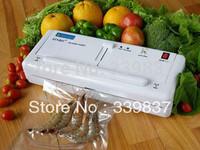 Semi-automatic Electric Food Household  Vacuum Sealer
