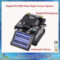 One-year Warranty China Telecom RY-F600 Fiber Optic Fusion Machine