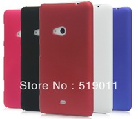 Lumia 625 case,Rubber Hard Back Case For Nokia Lumia 625 Free Shipping