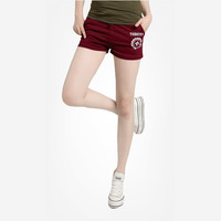 Summer new arrival 2014 women's lacing breathable casual sports shorts slim shorts running pants