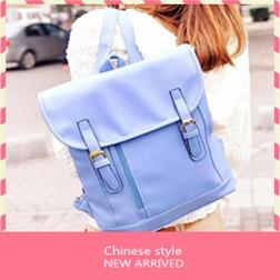 2013 Messenger bag  backpack female bags student school bag fresh small backpack