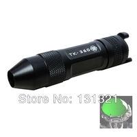Chinese brand Tank007 TK360 LED Torch Super Mini Easy carry Jade Expert Judge LED Flashlight Camping hiking Torch LED Flashlight