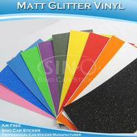 "60x152CM 24""x60"" Free Shipping Matt Glitter Diamond Car Vinyl Sticker/Auto Body Wrap Film"