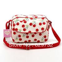 Free shipping 2013 ishine bag cartoon messenger bag canvas casual vintage bag