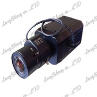 Sony Effio-E(4140+673/672) 2.8-12mm Auto-IRIS Lens 700TVL OSD Box Bullet camera
