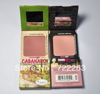2pcs/lot New Makeup Blush 12G , free shipping