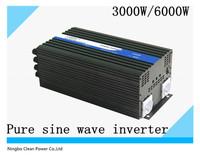 Hot selling! 3000w/6000w DC24V AC230V Pure sine wave power inverter/Solar inverter/inversor(CP-P-3000W)