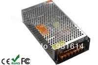 High Reliability & 2-year Warranty! 200W12V16.7A AC/DC switching mode power supply, single output, 110/220V AC input