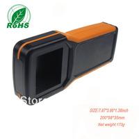 China High quality Plastic handheld enclosure for  handheld electronic enclosures 200mm*98mm*35mm