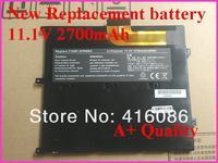 New 2700mAh Laptop Battery 0449TX 0NTG4J 0PRW6G PRW6G T1G6P for Dell Vostro 13 V13 V130 Series