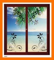 Custom modern sliding aluminum window windows for villa