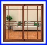 modern aluminum door sliding window and door for villa