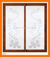 modern aluminum door sliding window and door