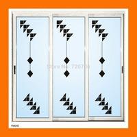 Custom luxury sliding aluminum window and door