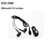 Universal Wireless Bluetooth Stereo Headset HM3500 Headphone Handsfree Microphone for Samsung HTC NOKIA Phone Free Shipping