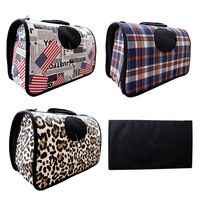dog pack  pet bag dog backpack pet cages dog pack cat pack bag pad