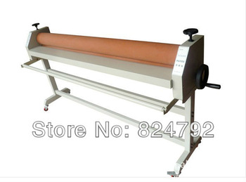 "Free Shipping Send from Canada New Fire 51""(1300mm) Manul Cold Laminating Machine Laminator Office Equipment"