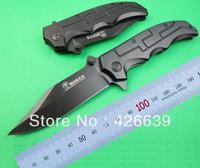 New BOKER Plus Black Berlin Wall Anniversary Edition Camping Pocket Knives  Folding Knife 440C 58HRC Blade