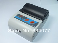MPT-II 58mm mobile printer/ Portable Printer Mobile thermal printer Serila+USB+Bluetooth interface all in one