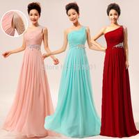 one shoulder evening dresses oblique formal dress banquet sexy long evening dress party evening elegant vestido de festa longo