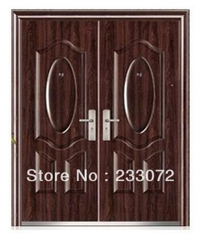 Door,finished,hingle,peephole, interior door, welding,inside open/outside open,swing,copper,transfer-painting,powder coating,