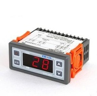 Free shipping Thermostat STC-200+ 220 VAC 10A with two meters NTC sensor heating and cooling STC200