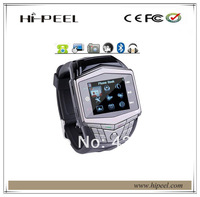 Watch Phone GD910 Quad Band Camera Bluetooth Java GPRS 1.3M Camera 1.55-inch Touch Screen Watch Cellphone