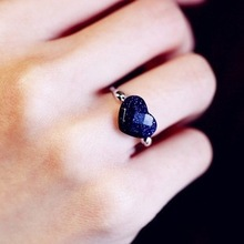 South Korea s edition popular lovely women s ring High grade 18 k gold plated jewelry
