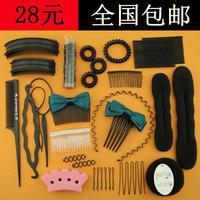 Hair maker set hair tools maker hair accessory hair accessory meatball head donuts