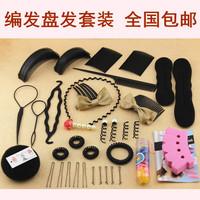 Hair accessory hair bands accessories hair maker set hair accessory hair roller tool hairpin hair accessory