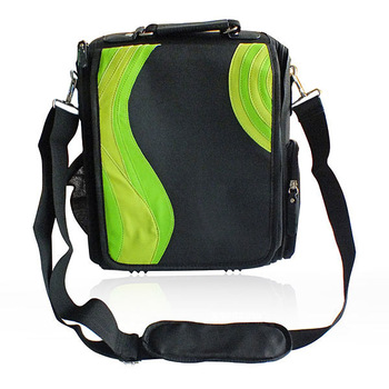 Hot sale ! Portable Shoulder Carry Bag Case Pouch for Microsoft Xbox 360 Xbox360 X360 Slim Free shipping