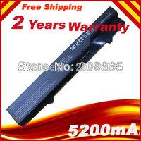 Free shipping Battery 593572-001 BQ350AA#ABA HSTNN-CB1B PH06 for HP ProBook 4520s 4525s 4720s