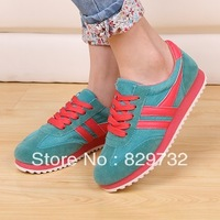 Free shipping Summer all-match 2014 canvas shoes female shoes women's neon color candy color shoes kilen sports