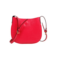 free shipping(1pcs)2013 new hot genuine leather bags women candy color shoulder +messenger bag